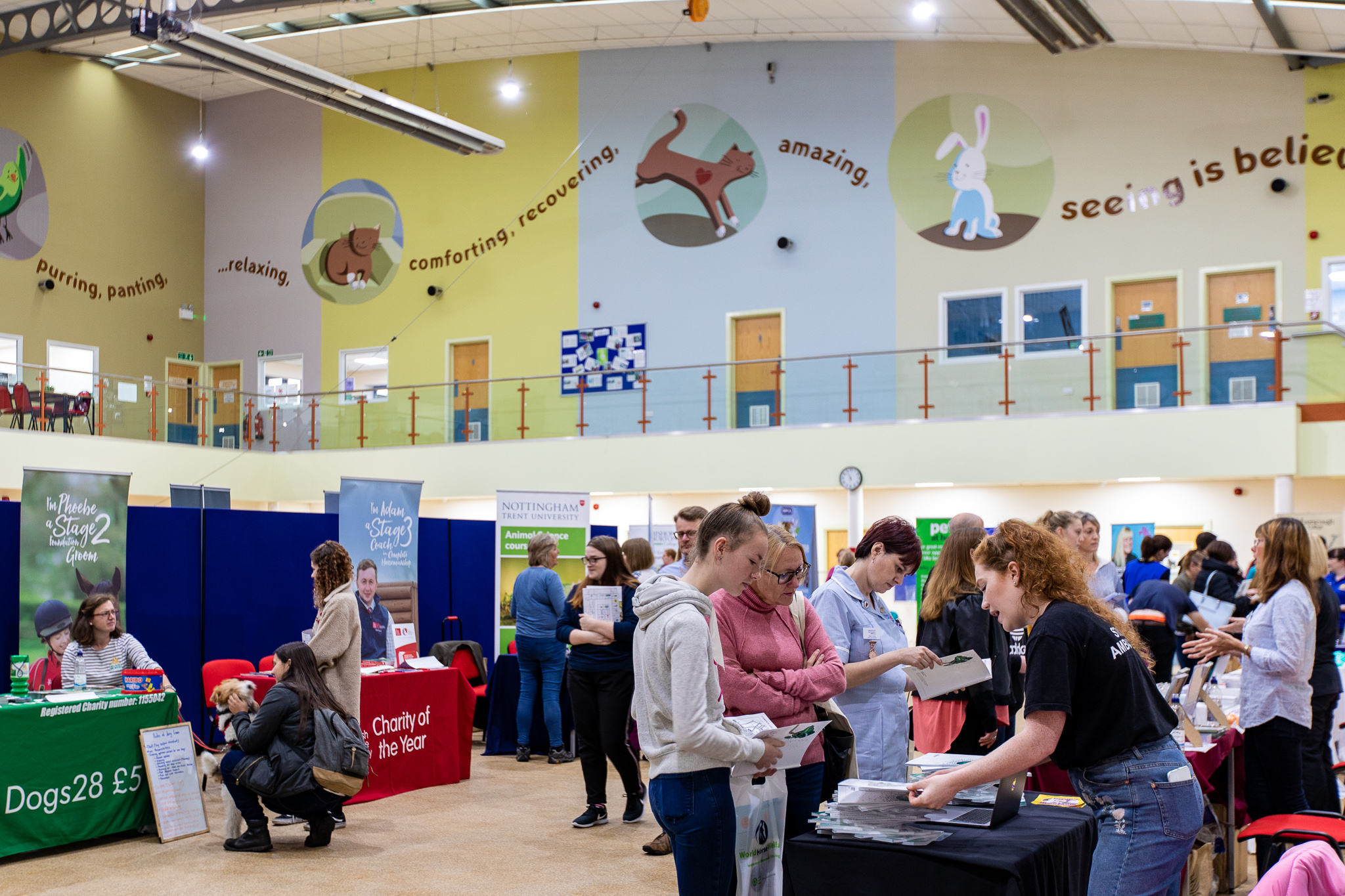 """The whole day was absolutely fantastic!"" Careers With Animals Day is a huge success with visitors!"