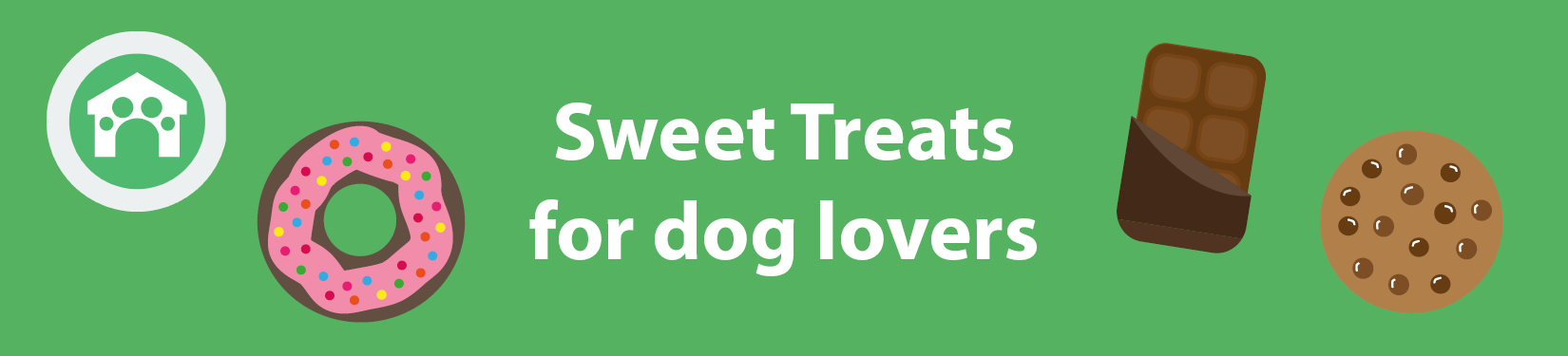 Sweet treat gifts for dog lovers header image